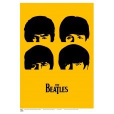 MUSIC (A3 Framed Print) - The Beatles