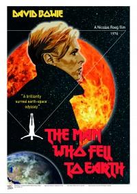 FILM (A3 Framed Print) - David Bowie