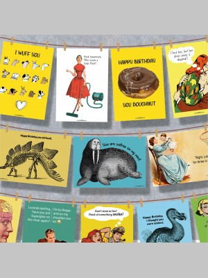 GREETINGS CARDS - FIND OUT MORE - From £4.99