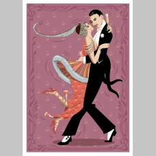 DANCE (A3 Framed Print) - Dance