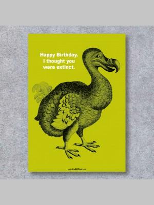 GREETINGS CARDS - EXTINCT - £4.99