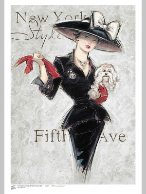STYLE (A3 Framed Print) - New York Style - £25