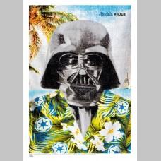 FILM (A3 Framed Print) - Honolulu Vader