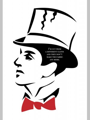 STYLE (A3 Framed Print) - Lord - £25