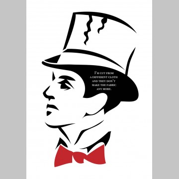 STYLE (A3 Framed Print) - Lord