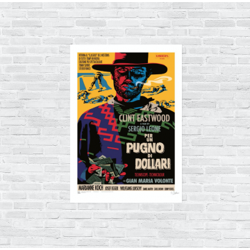 POSTERS (Unframed) - A Fistful of Dollars (B2 size)