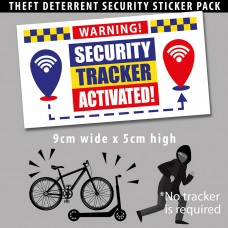 LIFESTYLE PRODUCTS - Anti-Theft Security Sticker Pack