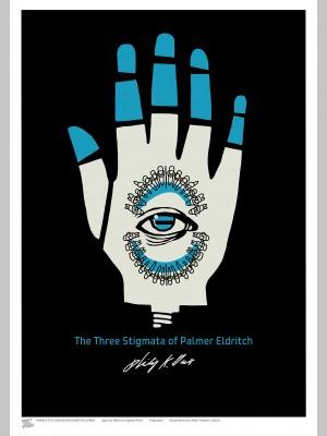 SCI-FI (A3 Framed Print) - Stigmata - Philip K. Dick - £25