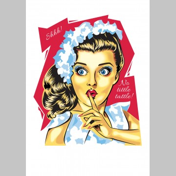 STYLE (A3 Framed Print) - Tittle Tattle