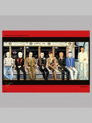 POSTERS (Unframed) - Gary Numan A1 Poster - £35