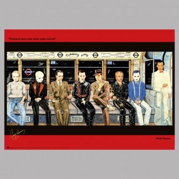 POSTERS (Unframed) - Gary Numan A1 Poster
