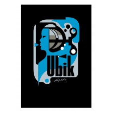 SCI-FI (A3 Framed Print) - Ubik - Philip K. Dick